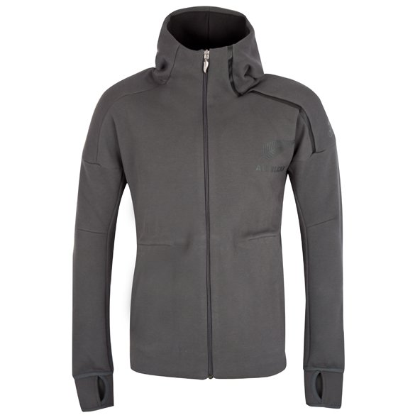 adidas All Blacks Z.N.E. Full Zip Hoody, Grey