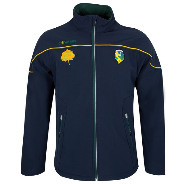 O'Neills Leitrim Conall Men's SoftShell Jacket, Navy