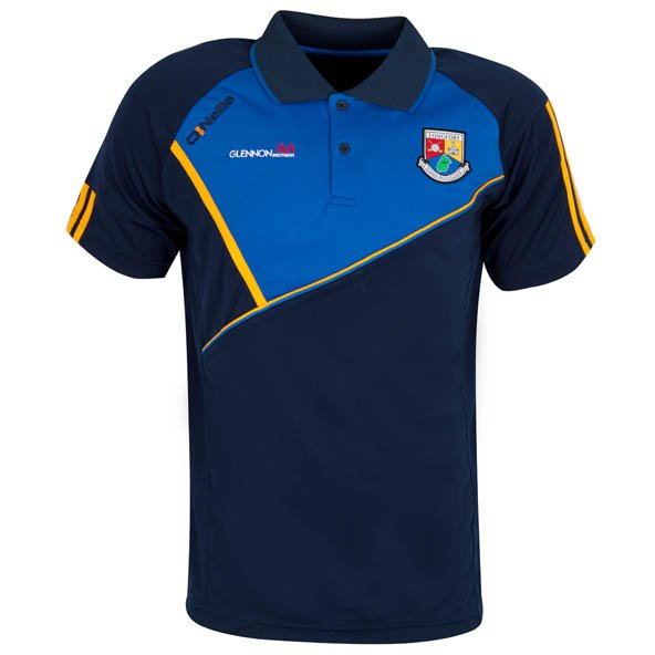 O'Neills Longford Conall Men's Polo, Navy