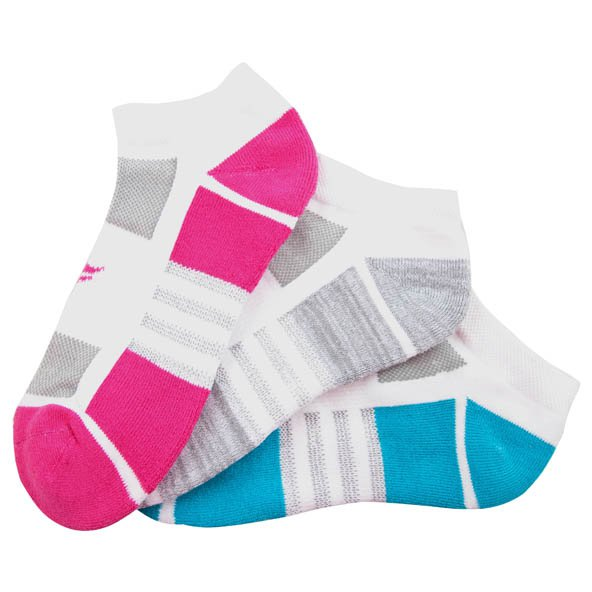 Sof Sole® Multi Sport Cushion Women's 3PK Sock, Multi