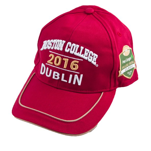 Boston College Aer Lingus Classic Cap, Red