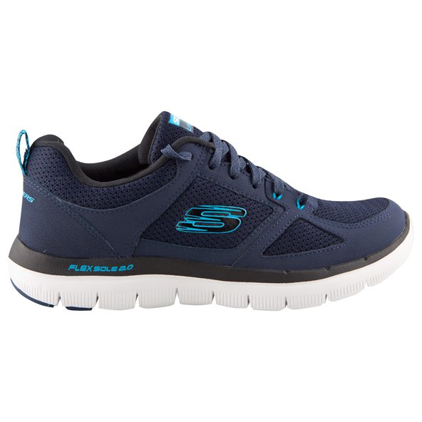 Skechers Flex Advantage 2.0 Men's Fitness Shoe, Navy