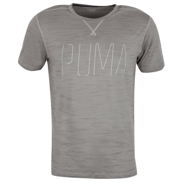 Puma NightCat Men's T-Shirt, Grey