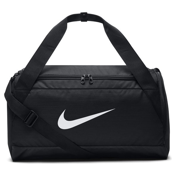 Nike Brasilia Duffel Bag - Small, Black