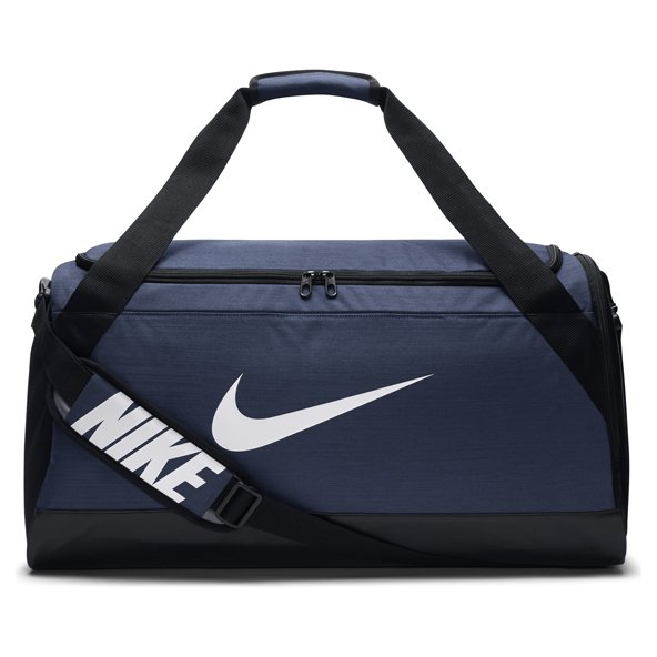 Nike Brasilia Duffel Bag - Medium, Navy