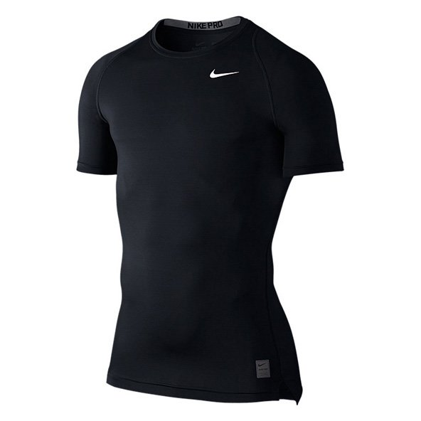 Nike Cool Comp SS Top Mens Black