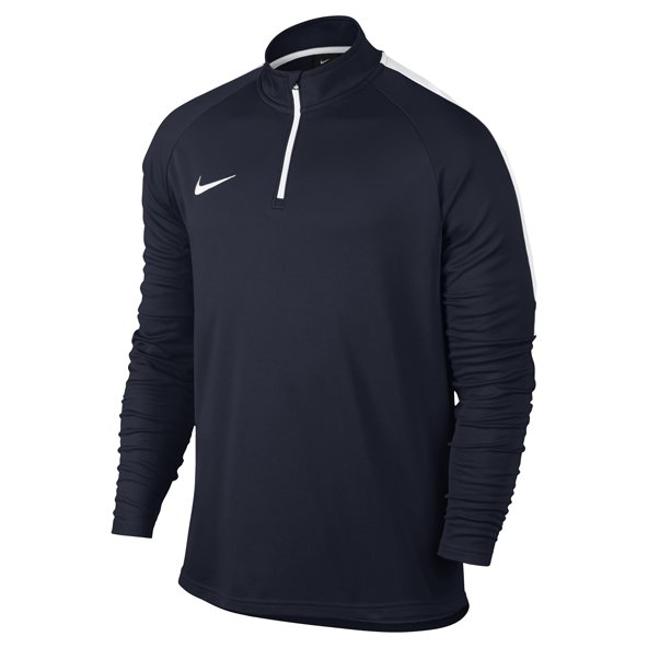 Nike Dry Academy Men's Drill Top, Navy