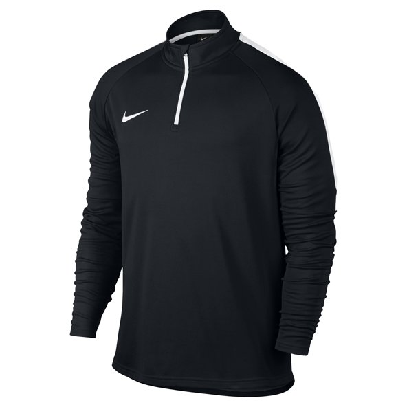 Nike Dry Academy Men's Drill Top, Black
