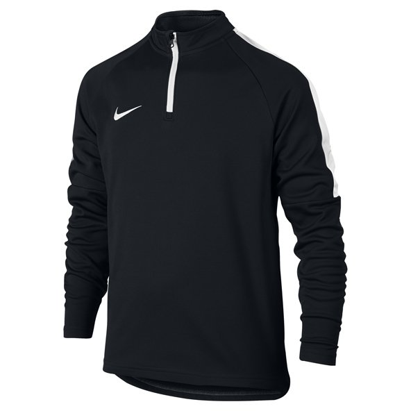 Nike Dry Academy Boys' Drill Top, Black