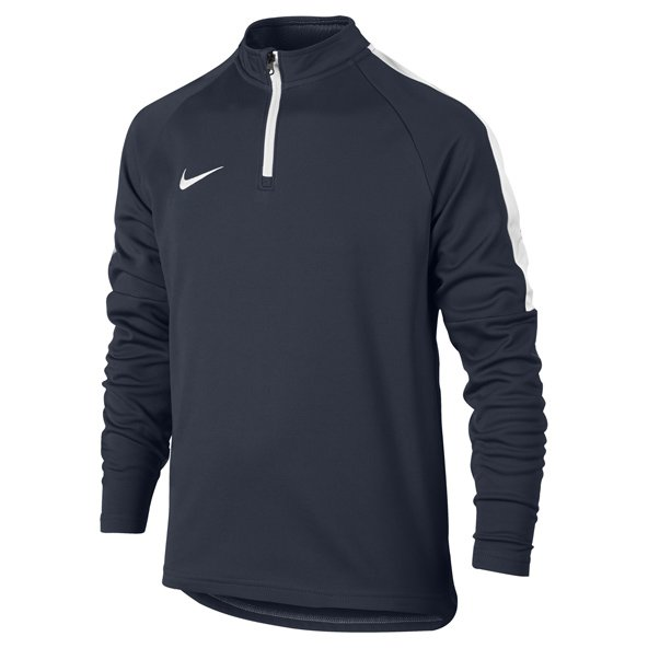 Nike Dry Academy Boys' Drill Top, Navy