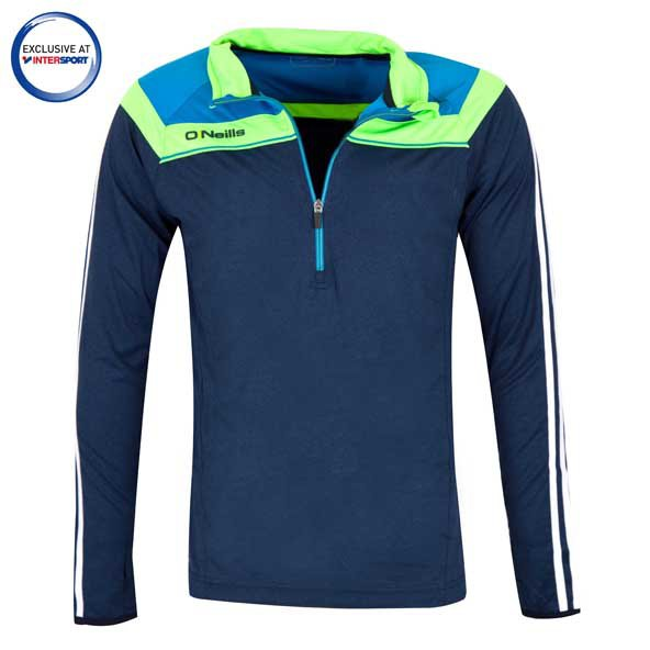 O'Neills Valencia K2 Men's Tech ½ Zip Top, Navy