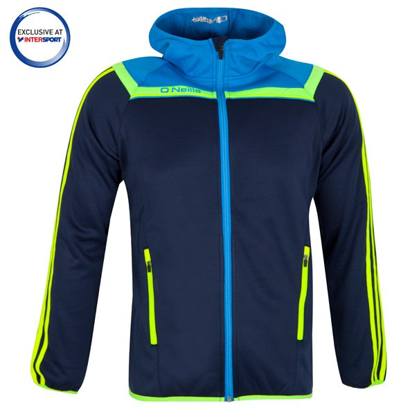 O'Neills Valencia FZ Thermal Boys' Jacket, Navy