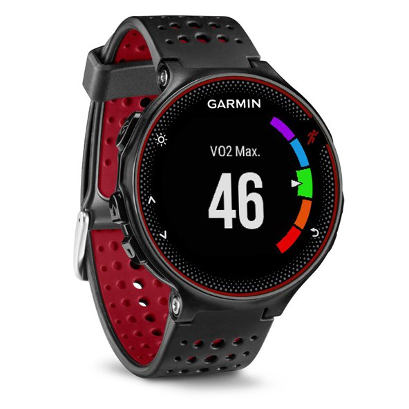 Garmin Forerunner 235 GPS EU Black/Red
