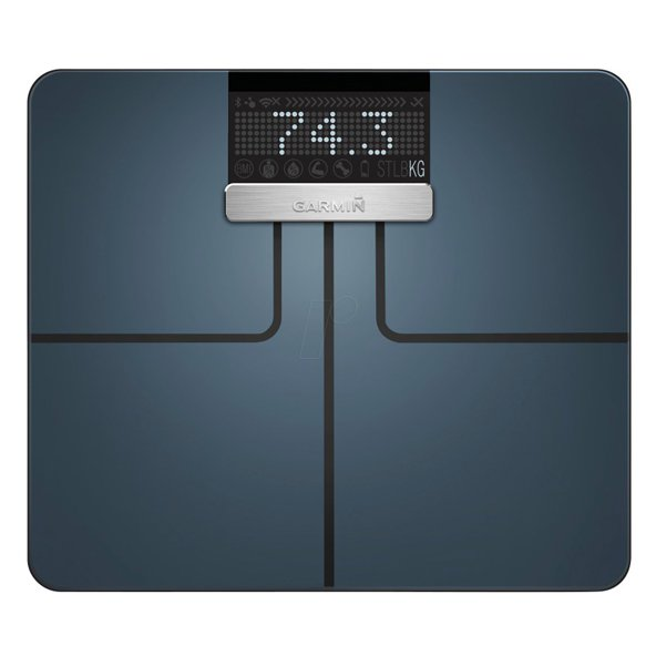 Garmin Index™ Smart Scale, Black
