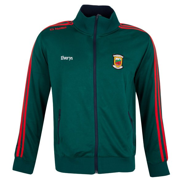 O'Neills Mayo Marlon Retro Top, Green