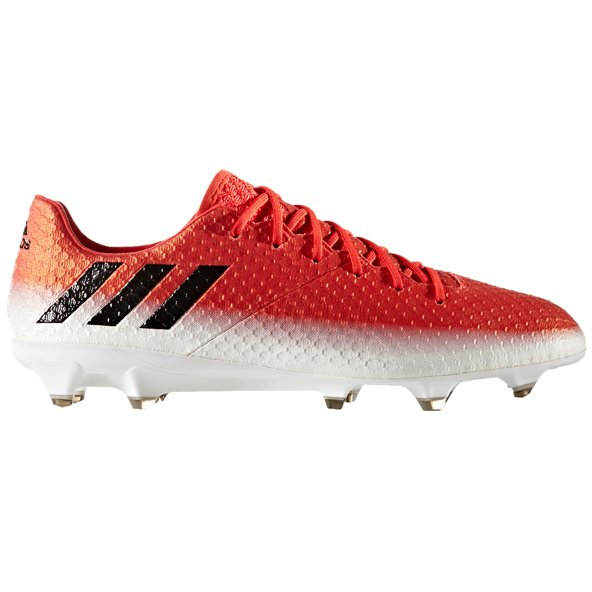 adidas Messi 16.1 FG Football Boot, Red