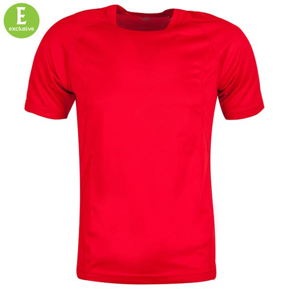 Pro Touch Martin II UX Men's Running T-Shirt, Red