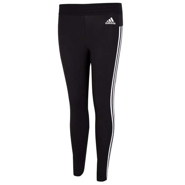 adidas Essential 3-Stripe Women's Tight, Black