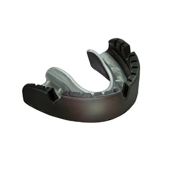 Opro Shield Gold Mouthguard, Black