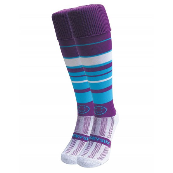 Wacky Sox® Purple Fizz, Purple