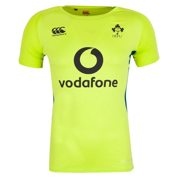 Canterbury IRFU 2017 Kids' Vapodri T-Shirt, Green