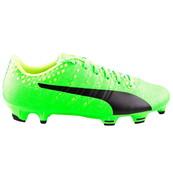 Puma evoPOWER Vigor 3 FG Football Boot, Green