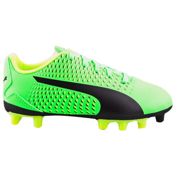 Puma Adreno III FG Junior Kids' Boot, Green