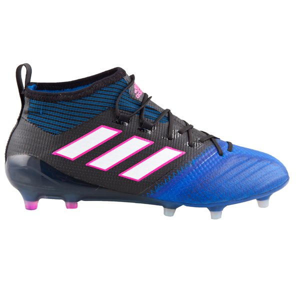 adidas ACE 17.1 Primeknit FG Football Boot, Black