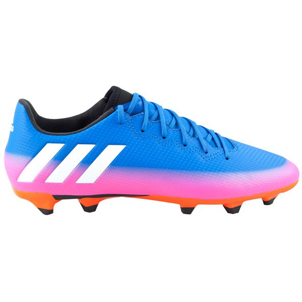 adidas Messi 16.3 FG Football Boot, Blue