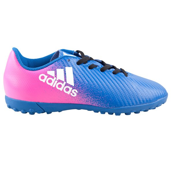 adidas X 16.4 Kids' Astro Boot, Blue
