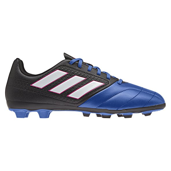 adidas ACE 17.4 Junior Kids' FG Football Boot, Black