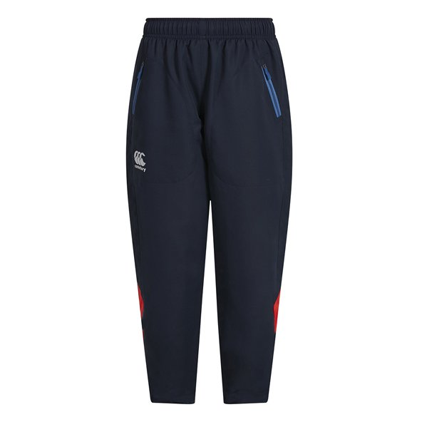Canterbury VapoShield Boys' Woven Pant, Navy