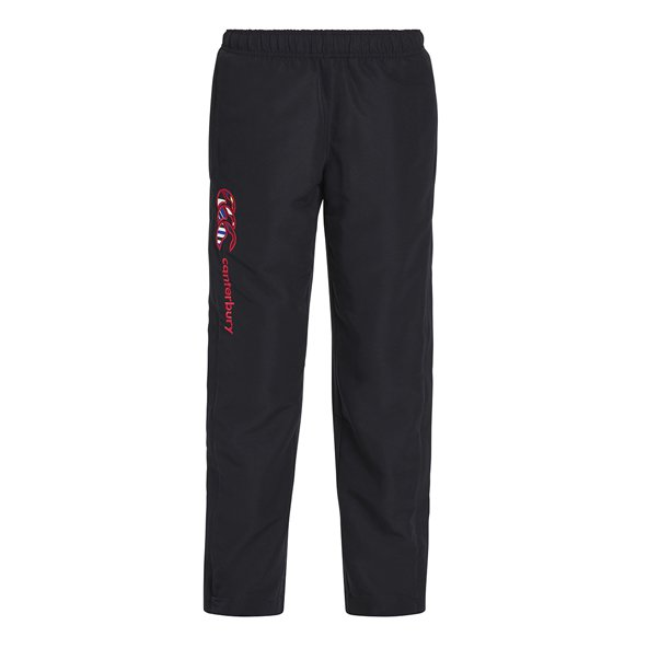 Canterbury Uglies Stadium Girls' Jog Pant, Black