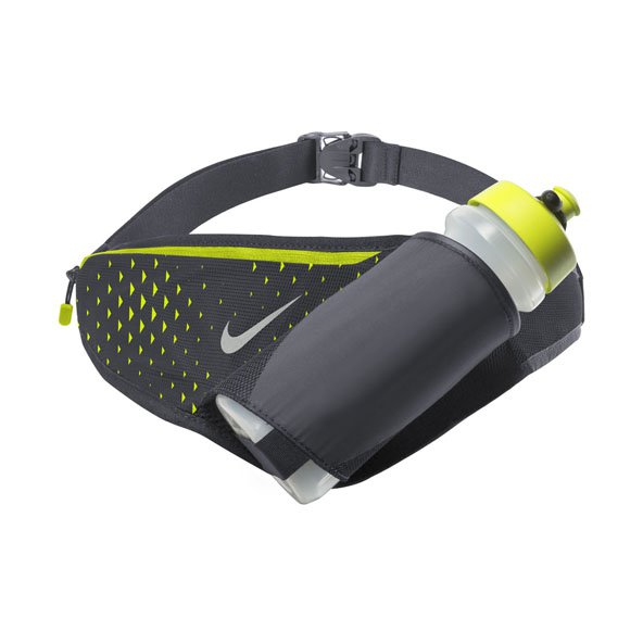 Nike Large Bottle Belt - 22oz, Grey