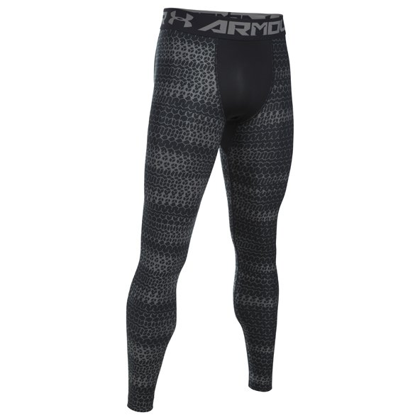 Under Armour® HeatGear 2.0 Men's Legging, Black