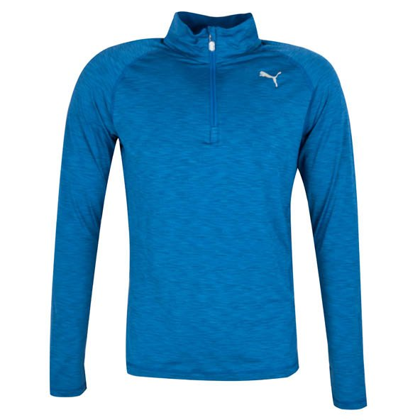 Puma Core-Run Men's Running ¼-Zip Top, Blue