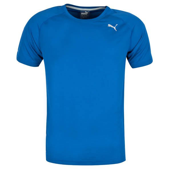 Puma Core-Run Mens SS Tee Blue