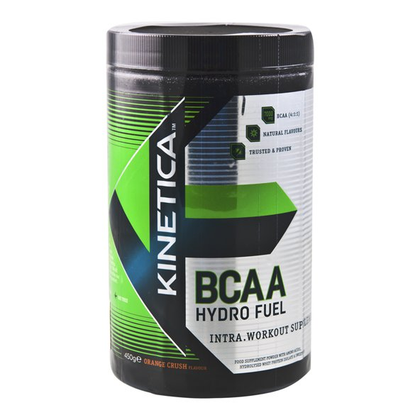 Kinetica BCAA Hydro Fuel Orange Crush