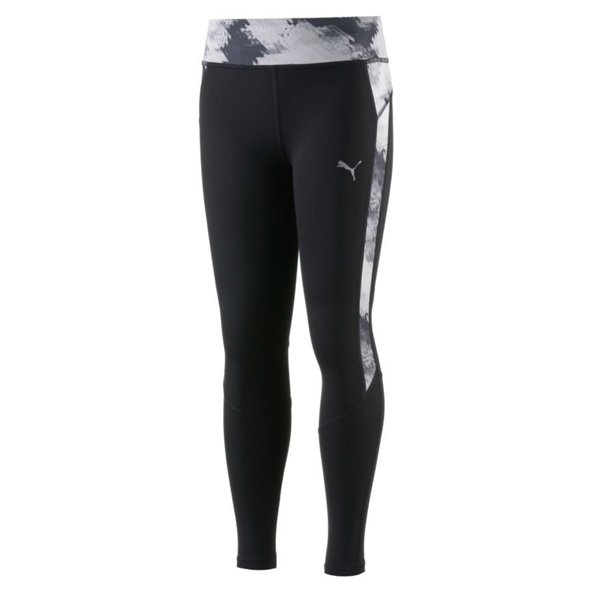 Puma Active AOP Girls' Tight, Black