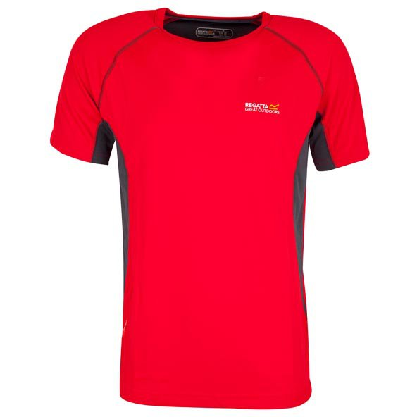 Regatta Virda Men's T-Shirt, Red