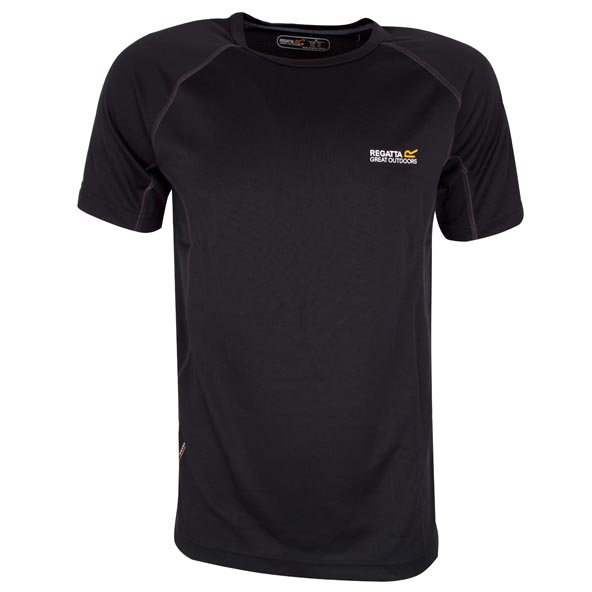 Regatta Virda Men's T-Shirt, Black