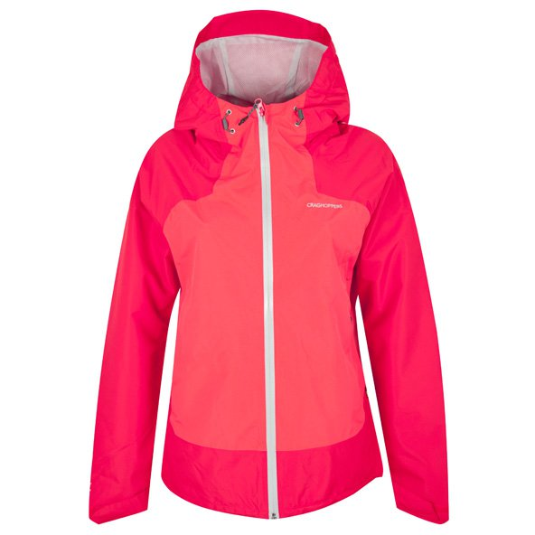 Craghoppers Apex Women's Jacket, Pink