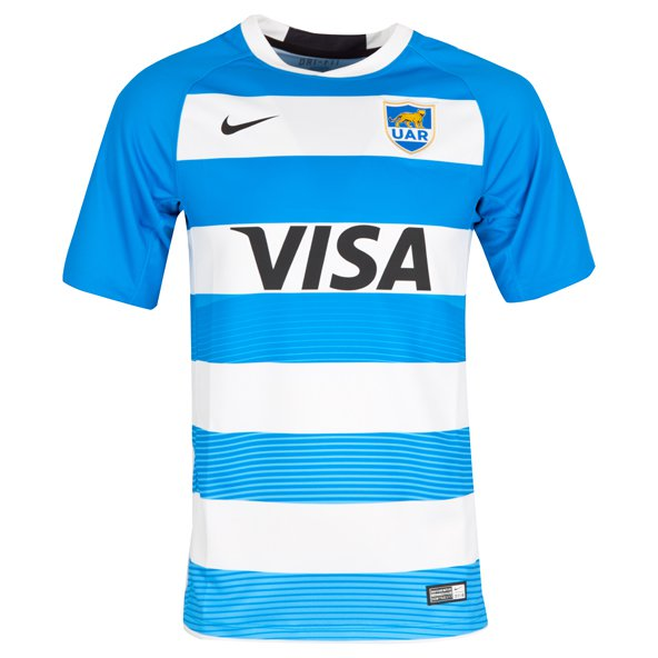 Nike Argentina Rugby 2017 Home Jersey, Blue