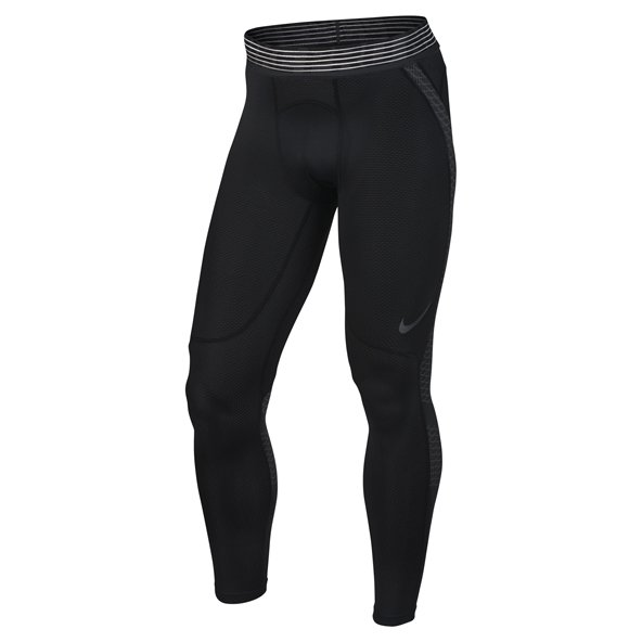 Nike Pro-Cool Mens Tight Black/Anthr