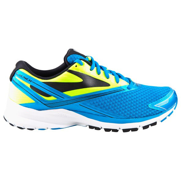 Brooks Launch 4 Men's Running Shoe, Blue