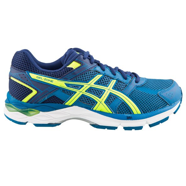 Asics Gel-Zone 4 Men's Running Shoe, Blue