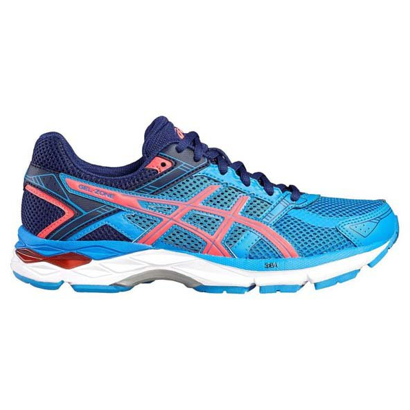 Asics Gel-Zone 4 Women's Running Shoe, Blue