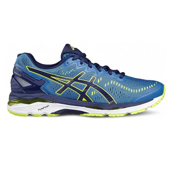 Asics Gel-Kayano 23 Men's Running Shoe, Blue