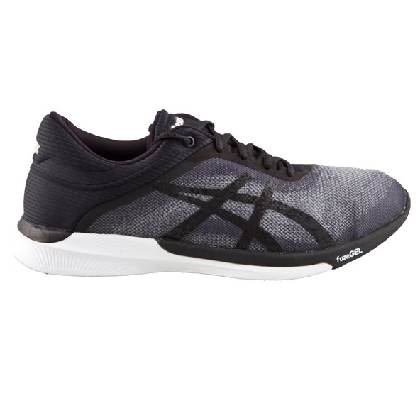 Asics fuzeX Rush Men's Running Shoe, Grey