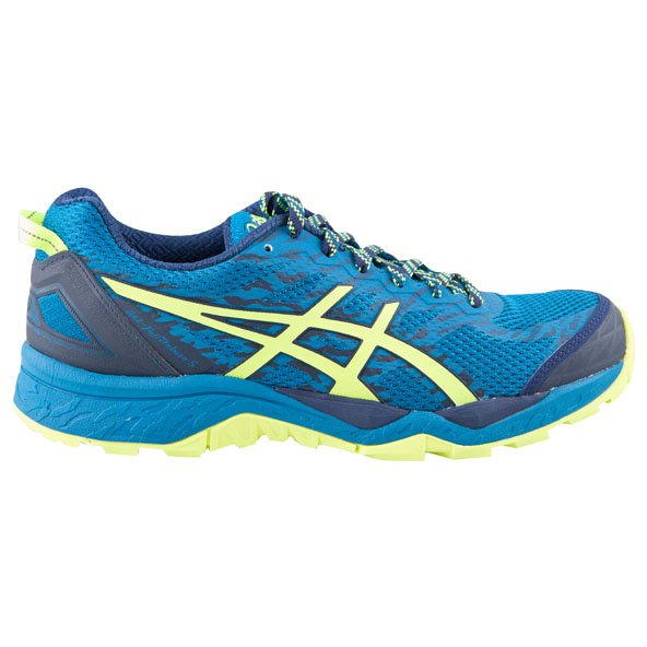 Asics Gel-Fuji Trabuco 5 Men's Running Shoe, Blue